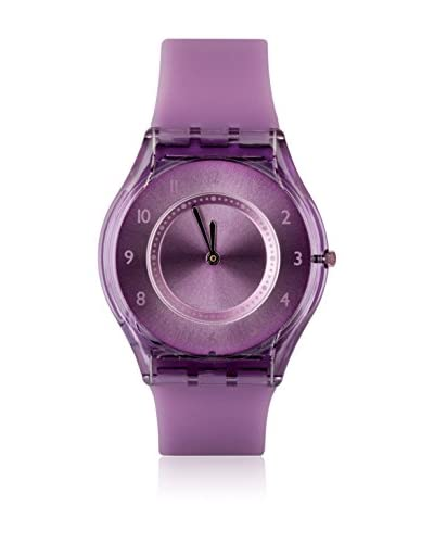 Swatch Quarzuhr Woman PURPLE SOFTNESS SFV107 34 mm
