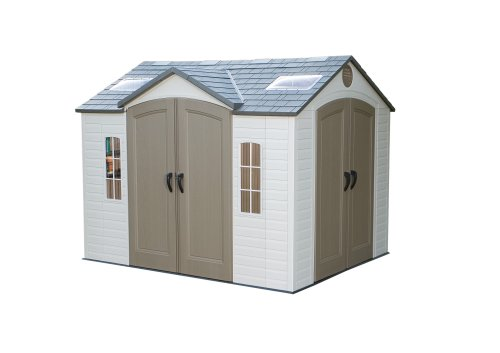 outdoor storage shed by lifetime products list price $ 2229 99 price $
