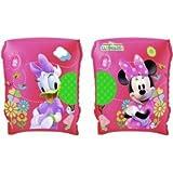 Schwimmflügel Schwimmarme Schwimmärmchen Schwimmhilfe Armreifen für Kinder Mädchen rosa Minnie Mouse Disney