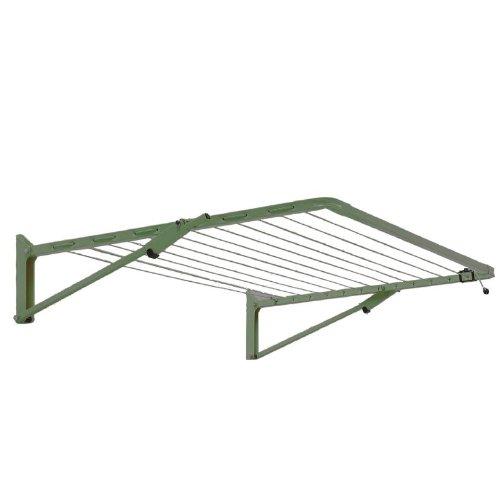 unitline-15-folding-frame-clothes-dryer-hunter-green-austral-u16-g