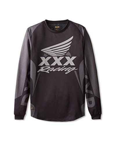 10Deep Men's Xxx Race Moto Shirt