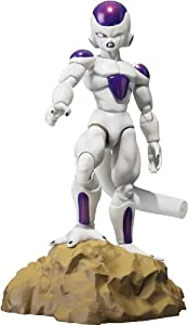 "Bandai Tamashii Nations Frieza Final Form ""Dragonball Z"" S.H.Figuarts Action Figure"