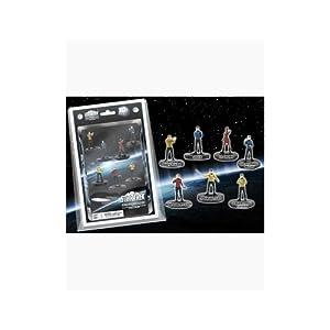 HeroClix Star Trek 2009 Tactics 7 pack Game Accessory