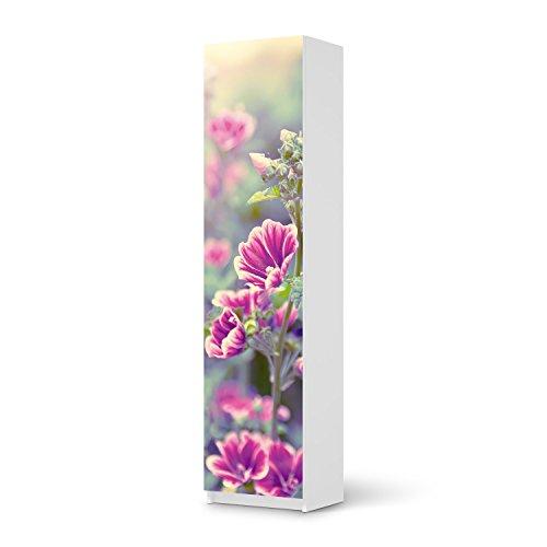 Ikea Kleiderschrank Qualität ~ Klebefolie für IKEA Pax Schrank 201 cm Höhe  1 Tür  Dekoration