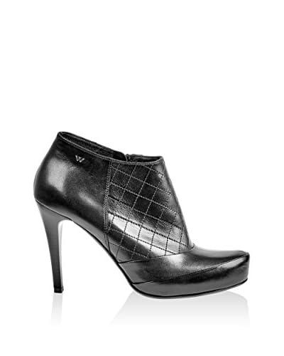 Wojas Zapatos abotinados Negro