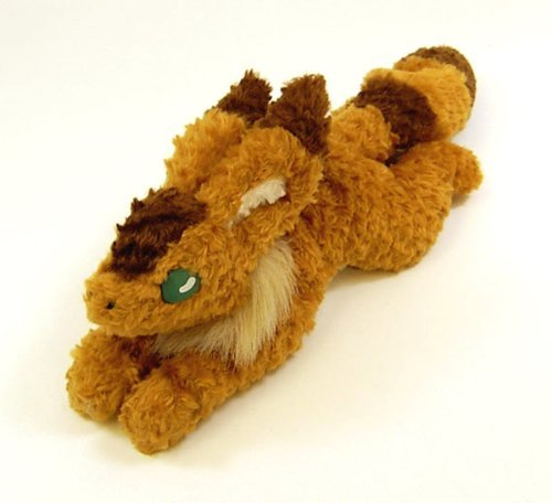 [Shoulder ride Fox squirrel] sky Castle in the sky stuffed ★ soft material in good feeling ♪ Ghibli fully!