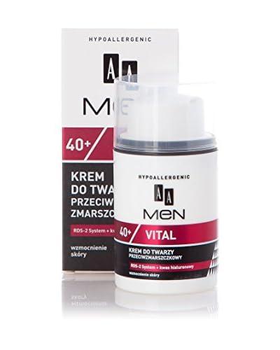 Oceanic Crema Antiedad Hypoallergenic Men Vital 40+ 50 ml
