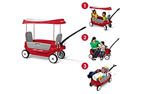 Radio Flyer Grandstand Deluxe 3-in-1 Wagon