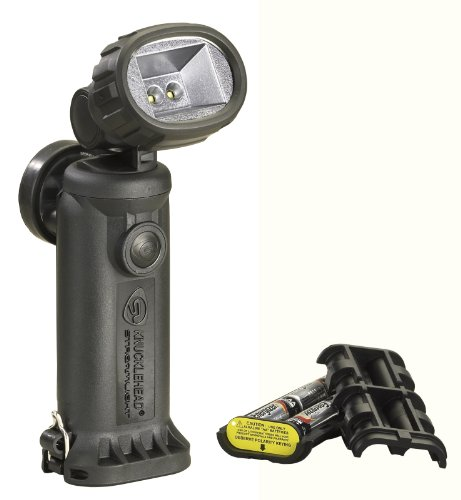 Images for Streamlight 90641 Knucklehead Work Light Alkaline Model, Black