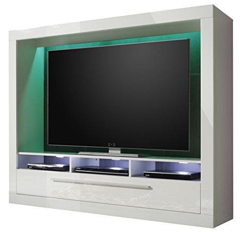 trendteam-MX89501-Wohnwand-TV-Mbel-weiss-Hochglanz-BxHxT-165x135x40-cm