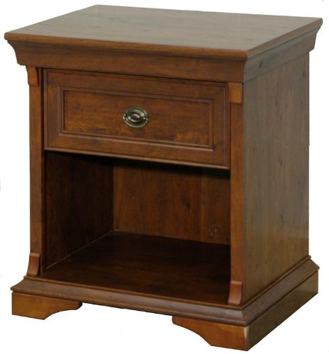 Child Craft by Sauder Arbor Gate Night Stand, Cherry