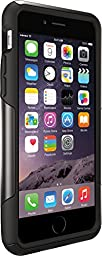 OtterBox COMMUTER WALLET iPhone 6/6s Case - Frustration-Free Packaging - BLACK