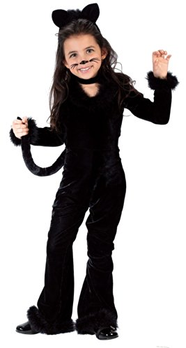 Fun World Costumes Baby Girl's Toddler Playful Kitty Costume