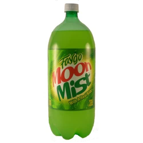 Amazon.com : Faygo Moon Mist Citrus Carbonated Soda 2 Liter Bottle
