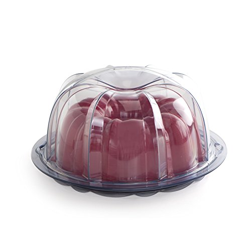 Nordic Ware Bundt Pan with Bundt Keeper (Nordic Ware Cake Keeper compare prices)