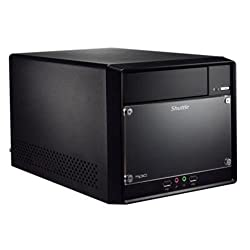 Shuttle SG41J4 Intel Core 2 Multi-Core Processors Intel Socket T(LGA775) Intel G41 Intel GMA X4500 Barebone