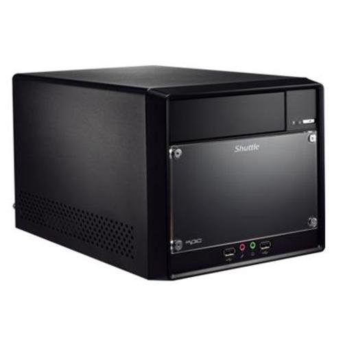 Shuttle SG41J4 XPC Case - Black