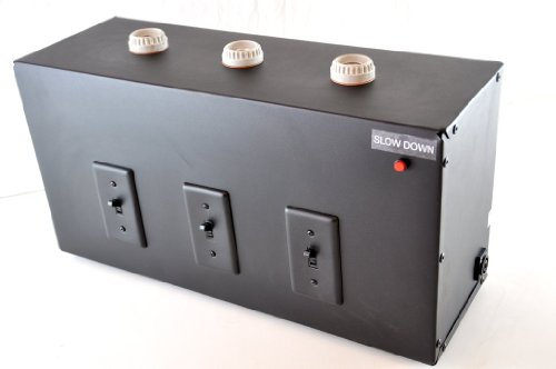 Bicycle Generator Alternative Energy Light Box Display
