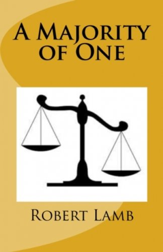 Book: A Majority of One by Robert Lamb