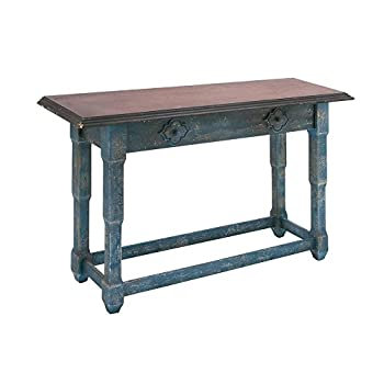 "Deco 79 50943 Wood Console Table, 59"" x 36"""