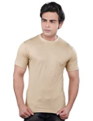 Mens Mustee Tshirt Safari(L)