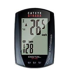 CatEye Strada Digital Wireless Bicycle Computer - CC-RD420DW by Cateye