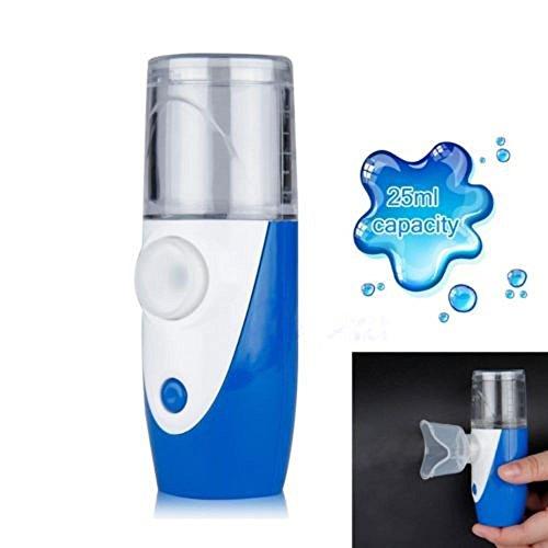 Home Care Wholesale® nebulizzatore portatile Mesh con batteria-Nebulizzatore tascabile