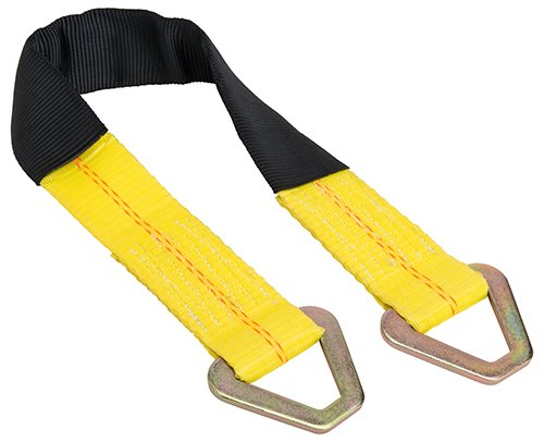 Review Keeper (04226) 24 x 2 Premium Axle Strap with D-Ring