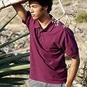 Polo-Shirt * Heavy 65/35 Polo * Fruit of the Loom