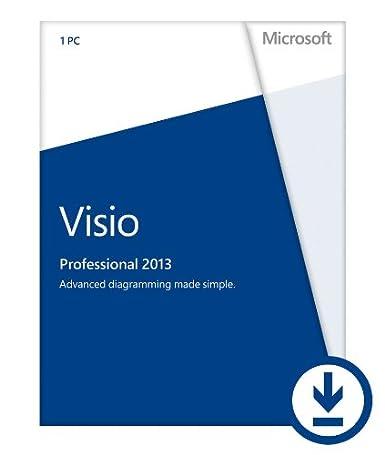 Visio 2013 Pro CZ 32/64 bit