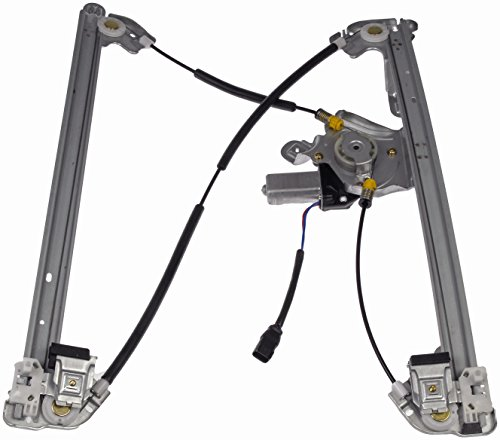 Dorman 741-429 Ford Truck Front Passenger Side Power Window Regulator with Motor (2005 F150 Window Regulator compare prices)