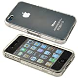 Cbus Wireless Crystal Protective Hard Case / Cover / Shell for Apple iPhone 4S / 4 - Clear