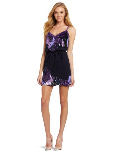 French Connection Women's Electric Circus Dress,