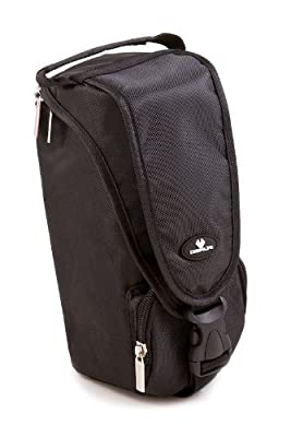 Case4Life SLR DSLR Large Lens Carry Case Bag for Nikon AF-S 300mm, AF 80-400mm, AF-S 70-200mm - Lifetime Warranty