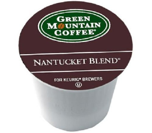 Mblock & Sons 00663 Nantucket Blend K-Cups, 18-Count