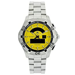 TAG Heuer Men s CAF1011 BA0821 Aquaracer 2000 Chronotimer Watch