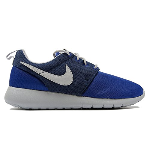 Nike Kids Roshe One (GS) Dp Royal Blue/Wlf Gry/Mid Nvy Running Shoe 5.5 Kids US