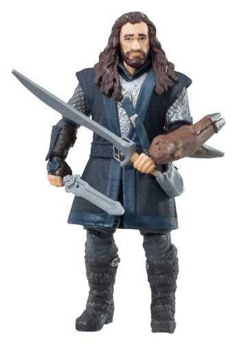 "The Hobbit Thorin Oakenshield An Unexpected Journey 3.75"" Figure - 1"