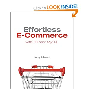 Downloads Effortless E-Commerce with PHP and MySQL e-book