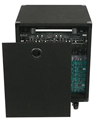 Odyssey CRE12W 12 Space 17 Deep Carpeted Econo Rack With Wheels by Odyssey Innovative Designs