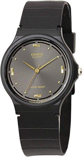 [カシオ]CASIO チプカシ 腕時計 アナログ チープカシオ ウレタンベルト ラウンド メンズ レディース MQ-76-1AL [並行輸入品]