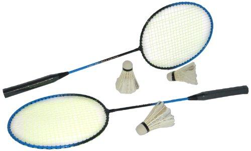 Imagen principal de Tac - Jgo. badminton 2 raquetas 3 plumas 63cm (surtido)