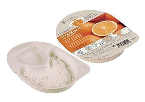 Harmonize Cura per Il Viso, Wellness Facial Mask Vitamin C, 200 gr