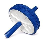 Dual Ab Wheel - Blue - ?O2O5Z