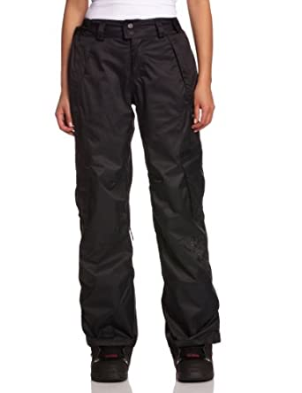 O'Neill Freedom Coral Relaxed Women's Trousers Black Out XL