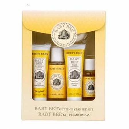 Burt's Bees Baby Bee Getting Started Kit - 1