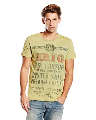 Pepe Jeans London T-Shirt Manica Corta Gladstone [Verde]