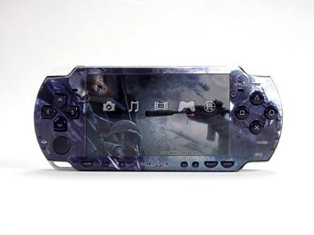 CALL DUTY PSP (Slim) Dual Colored Skin Sticker, PSP 2000