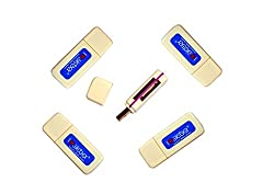 Tfpro JBX027 Multi Card Reader (Combo Of 5Pcs) All in 1 Super Speed Multi-Card Reader for Micro SD T-Flash(TF) SD SDHC SDXC MS CF Cards (TS-RDF8K)