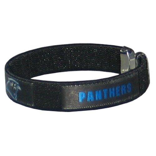 NFL Carolina Panthers Fan Band Bracelet